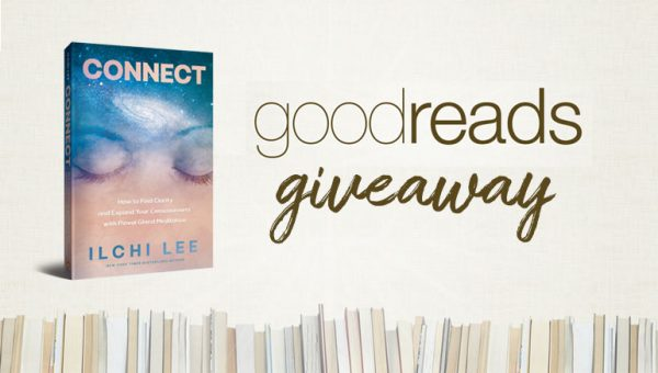 Connect by Ilchi Lee Goodreads Giveaway