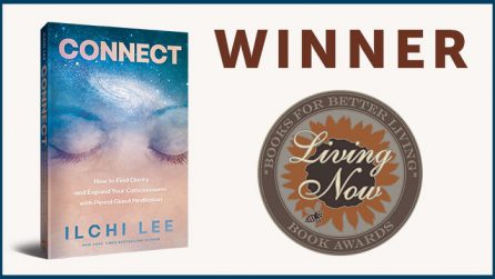 Connect by Ilchi Lee wins Living Now Book Award